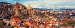 5 reasons to visit Tbilisi, Georgia