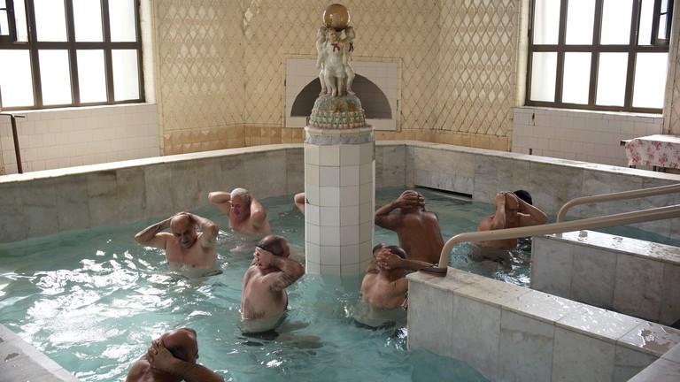 attractions in Georgia: Sulfur baths