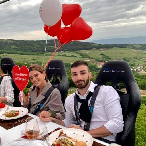 Dinner in the sky georgia